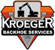 Kroeger Backhoe